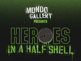 """Heroes in a Half Shell: A Teenage Mutant Ninja Turtles Celebration"" opening reception"