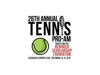 Hendrick Scholarship Foundation presents 2018 Tennis Pro Shoot Out