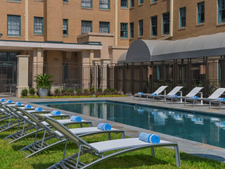 The Stoneleigh Hotel Pool