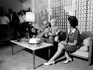 Lyndon Baines Johnson (LBJ)