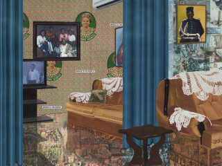 Modern Art Museum presents Njideka Akunyili Crosby: Counterparts