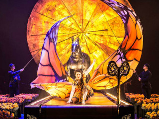 Cirque du Soleil presents Luzia