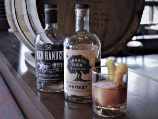 Treaty Oak Distilling + Brix And Ale Pairing Dinner