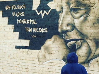 Art Power Respect