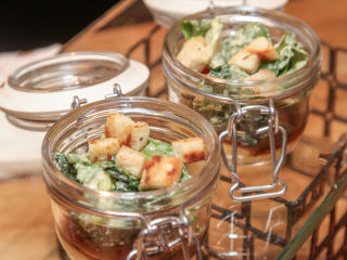 Caesar Salad Competition