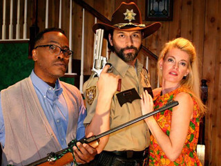 Pocket Sandwich Theatre presents Night of The Living Walking Dead