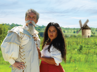 Tarrant Actors Regional Theatre presents Man of La Mancha