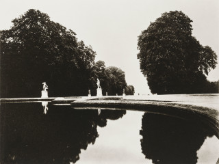 """Perspectives: Atget and Gardens"""