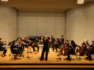 University of St. Thomas orchestra