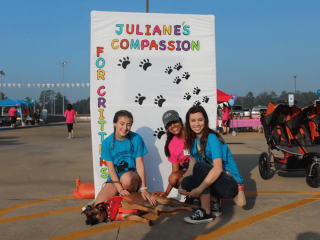 Juliane's Compassion For Critters Fun Run