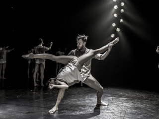 <i>Horses in the Sky</i> by Kibbutz Contemporary Dance Company