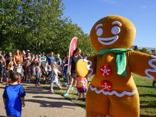 Gingerbread Fun Run