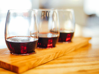Texas Tavern Series, Brix And Ale & Grape Creek Vineyard Paring Dinner