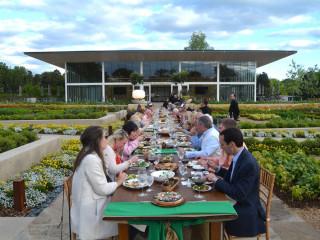 Garden to Table Dinner