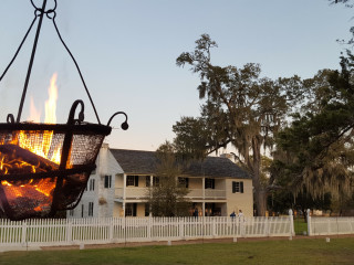 Twilight Firelight