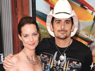 Kimberly Williams-Paisley and Brad Paisley