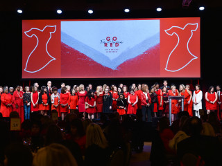 American Heart Association presents Go Red for Women Luncheon