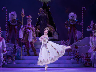 <i>The Nutcracker</i>