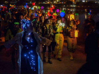 Winter Solstice Lantern Parade