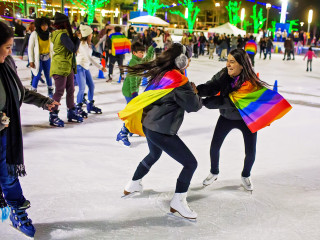 8th Annual Rainbow on ICE