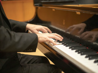 Moores School of Music presents International Piano Festival