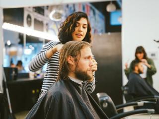 Bird's Barbershop Pop-Up