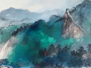 Sino-US Diplomatic History Picture Show & Exhibition of Master Zhang Daqian's Works