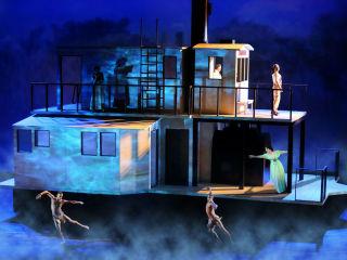 Houston Grand Opera presents Florencia en el Amazonas