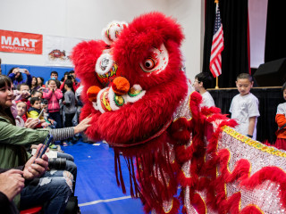 Chinese Community Center 2019 Lunar New Year Festival