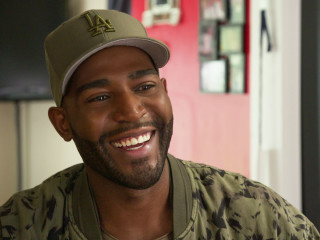 Karamo Brown in Queer Eye