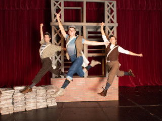 Disney's <i>Newsies</i>