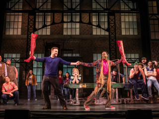 Kinky Boots national tour 2019