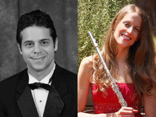 Christina Guenther and Ronald Petti
