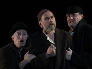 Vakhtangov Theatre: <i>Smile Upon Us, Lord</i>