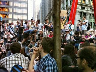 All Day All Week: An Occupy Wall Street Story (film still)