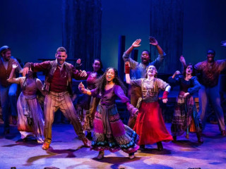 Queensbury Theatre presents For Tonight: A New Musical
