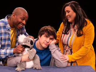 Main Street Theater presents Alexander and the Terrible, Horrible, No Good, Very Bad Day