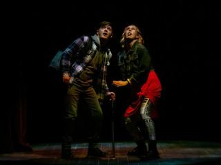 R. L. Stine's <i>Goosebumps: Phantom of the Auditorium</i>