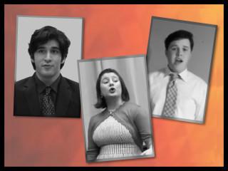 Houston Saengerbund German Music and Language Scholarship Competition