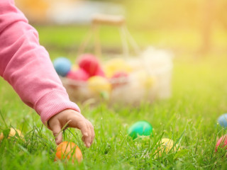 Jordan Ranch Easter Egg Scramble