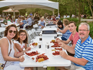 Woodforest Crawfish Carnival