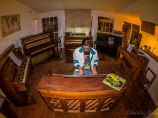 Nathan Felix - 6 Pianos