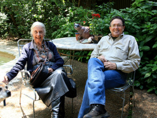Terry Hershey and Robert Rayburn