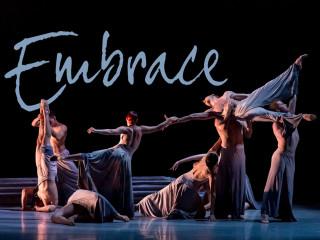 Bruce Wood Dance presents Embrace