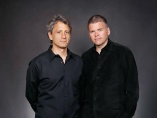 Roberto Hidalgo & Marc Peloquin