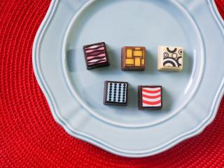 Caramel Delights Chocolate Tasting