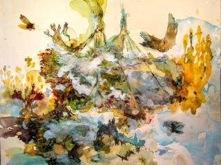 """Lowell Boyers: """"Inscapes"""" opening reception"""