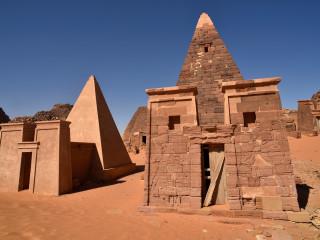 <i>Black Pharaohs: Egypt, Nubia, and Cultural Merging</i>