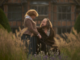 Judi Dench and Kenneth Branagh in All is True
