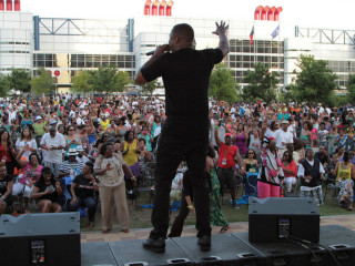 Party in the Park Concert & Artist Showcase